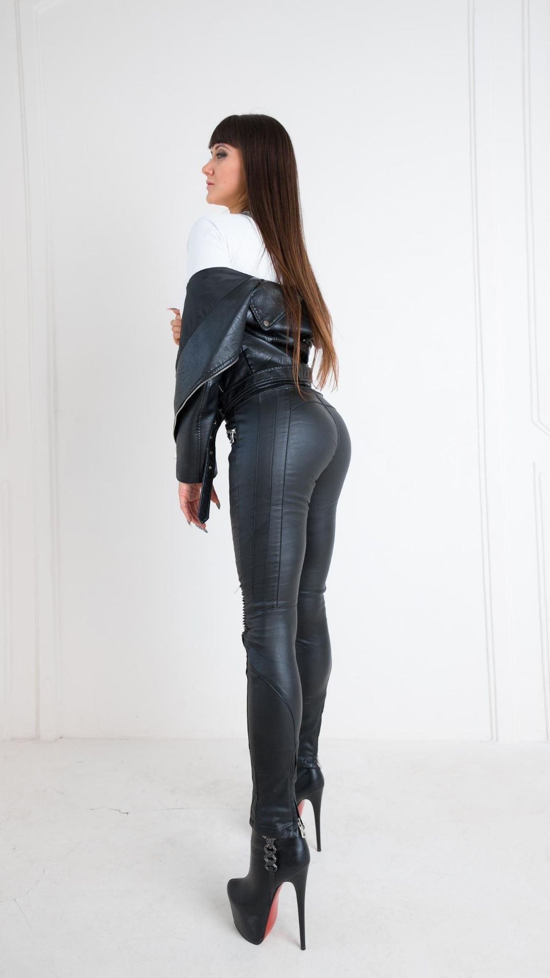 Leggings For Supermodel
