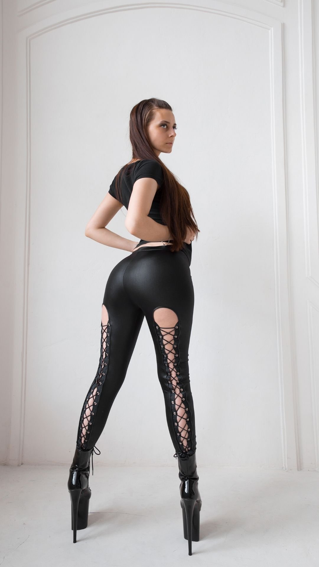 Torn Leggings