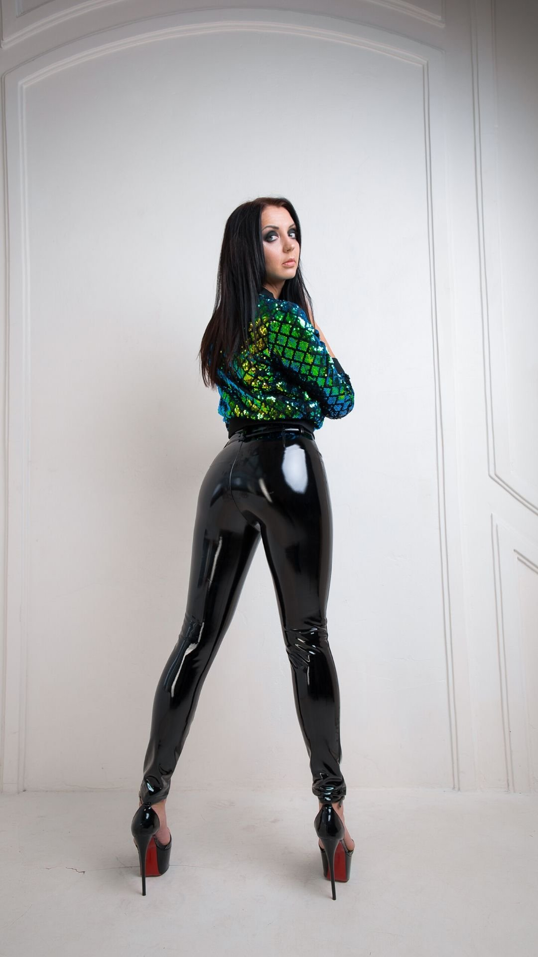 High Quality Leggings Black